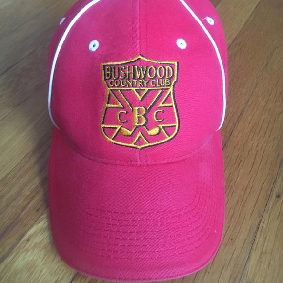 Caddyshack Other - Caddyshack Bushwood Country Club Caddie Hat Noonan ebbb3843063b